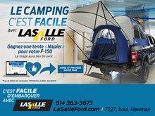 Gagnez une tente pour votre F-150
