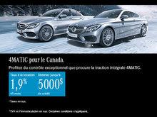 L'événement 4MATIC pour le Canada de Mercedes-Benz