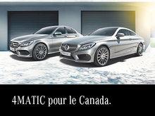Louez une Mercedes-Benz 2017 à partir de seulement 348$/mois