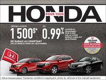 L'événement Honda pour tous!