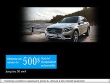 Économisez sur les véhicules Mercedes-Benz durant le Salon de l'Auto d'Ottawa