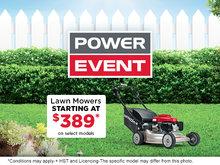 Power Event