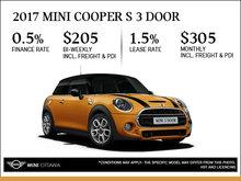 2017 MINI Cooper S 3 Door