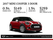 2017 MINI Cooper 3 Door