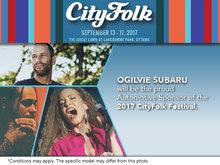 2017 CityFolk Festival