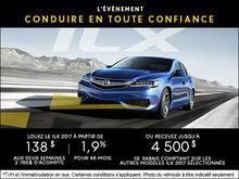 Acura ILX 2017 chez Camco Acura