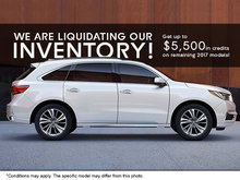 We Are Liquidating Our 2017 Inventory!