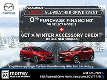 Morrey Mazda's Monthly Sales Event