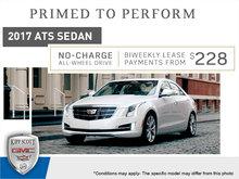 Save Big on the 2016 ATS Sedan!