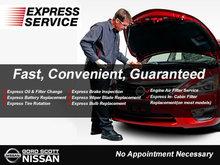 Fast, Convenient, Guaranteed!