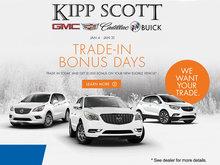 Buick Trade-In Bonus Days