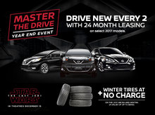 Master the Drive Year End Event