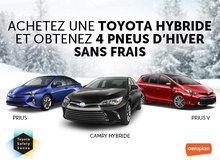 Promotion Toyota Hybride