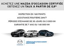 Véhicules d'occasion Certifiés Mazda