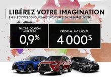 Libérez votre imagination avec Lexus