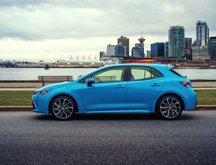 Toyota Corolla Hatchback 2019 en promotion à Montréal