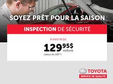 PROMOTION : Inspection 55 points et vidange d'huile