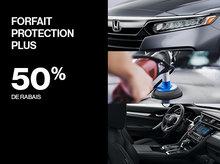 Forfait Protection Plus Honda
