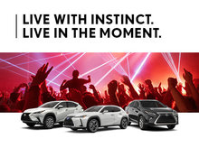 Live with Instinct. Live in the Moment.