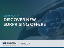 Discover our Monthly Promotional Offers