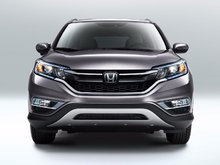 2016 Honda CR-V: Compact Practicality