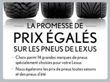 Confiez votre Lexus aux Experts de Spinelli