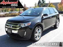 2014 Ford Edge Limited  - Leather Seats -  Bluetooth - $181.77 B/W