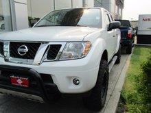 2017 Nissan FRONTIER CREW CAB 4.0 SV