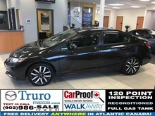 2013 Honda Civic Sdn Touring Leather! Loaded!