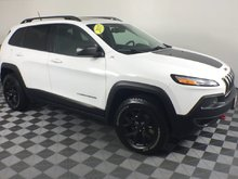 2015 Jeep Cherokee Trailhawk AWD Nav Leather Loaded