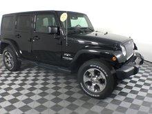 2018 Jeep WRANGLER JK UNLIMITED $159 WKLY | Sahara