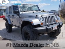 2013 Jeep Wrangler Unlimited Sahara 0.9% financing