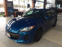 Mazda MAZDA3 GS-SKY 6-Speed Automatic! Excellent Fuel Efficiency! 2013