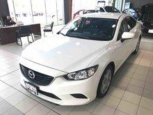 Mazda Mazda6 0.9% FINANCING! SPORTY! 2016