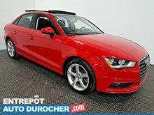 Audi A3/S3 2015
