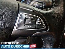 2015 Ford Focus SE Automatique - AIR CLIMATISÉ - Groupe Électrique - Caméra de Recul - Sièges et Volant Chauffants