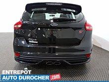 2015 Ford Focus ST NAVIGATION - Toit Ouvrant - A/C - Cuir - Caméra de Recul - Sièges Chauffants