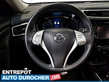 2015 Nissan Rogue SL 4X4 NAVIGATION - Toit Ouvrant - A/C - Cuir - Sièges Chauffants - Caméra de Recul