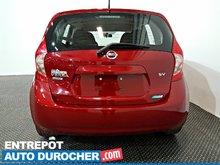 2014 Nissan Versa Note 1.6 SV Automatique - AIR CLIMATISÉ - Groupe Électrique