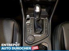 2018 Volkswagen Tiguan Comfortline 4X4 TOIT OUVRANT - Automatique - A/C - Cuir - Caméra de Recul - Sièges Chauffants