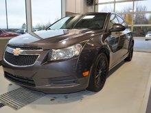 2011 Chevrolet Cruze 2LT Turbo  cruise control  pneu d'hiver inclus!!!