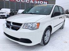 Dodge Grand Caravan SE VITRES ELECTRIQUE AIR CLIMATISE 2013