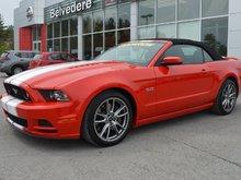 2014 Ford Mustang GT 5.0L CONVERTIBLE GPS CAMÉRA DE RECUL À VOIR !!!