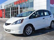 Honda Fit DX-A AUTOMATIQUE A/C VITRES ET MIROIRS ÉLECTRIQUES 2013