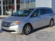 Honda Odyssey EX A/C PORTE COULISSANTE ÉLECTRIQUE MAGS 2012