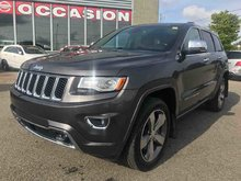 Jeep Grand Cherokee OVERLAND  DIESEL NAVIGATION TOIT PANORAMIQUE 2015