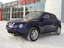 2015 Nissan Juke SV MANUELLE FWD AIR CLIMATISÉ