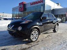 Nissan Juke SV  AUTOMATIQUE  PNEUS HIVER INCLUS   BAS KILO 2015