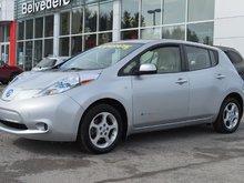 Nissan Leaf SV NAVIGATION AIR CLIMATISÉ AUTOMATIQUE 2012
