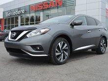 2015 Nissan Murano PLATINUM AWD CUIR TOIT PANORAMIQUE GPS